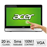 Acer FT200HQL bmjj 19.5-Inch Full HD (1600 x 900) Touchscreen Monitor