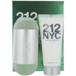CAROLINA HERRERA 212 2-Piece Eau De Toilette Spray Set for Women