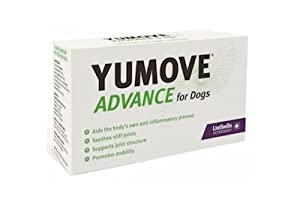 YUMOVE ADVANCE for Dogs - 60 chewable tablets