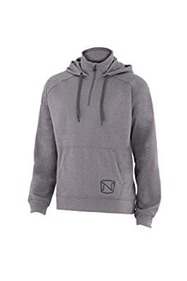 Noble Outfitters Sweatshirt Mens Warmwear Outerwear Hoodie Zip 18502