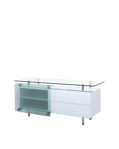 Furniture Contempo Ema Buffet, White As You See