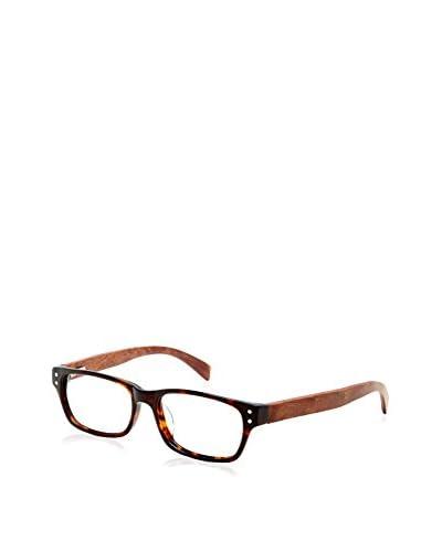Ivory + Mason Women's Oriole Eyeglasses, Dark Tortoise/Chestnut