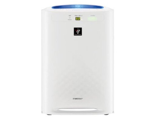 Sharp Plasma Cluster Loading Humidification Air Cleaner 450 Ml/H Type White System Kc-A50-W(Japan Import)