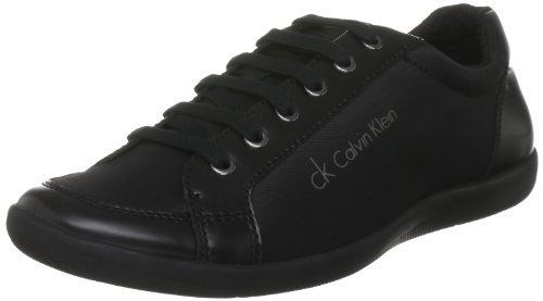 Calvin Klein Men's Paco Black Lace Up O10198BLK43 9.5 UK, 43 EU