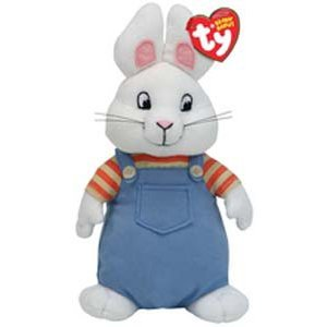 Ty Beanie Babies Max And Ruby - Max back-974170