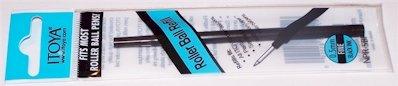 81197-box-dozen-itoya-npr-7bp-black-itoya-rollerball-refills