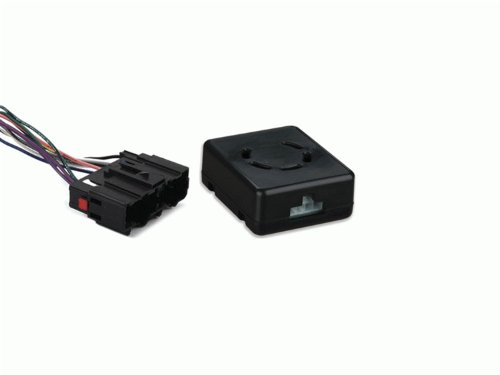 Metra Axxess Gm Lan Data Bus Interface With Chime Retention For Select Chevrolet Impala And Silverado Vehicles