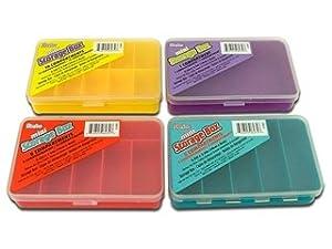 Darice Organizer Mini Storage Box Assorted (3 Pack)