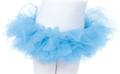 Underwraps Kids Girls Fairy Ballerina Halloween Costume Blue Tutu