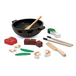 31f2RKy5UIL Cheap Buy  Wooden Stir Fry