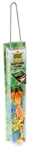 Wild Republic Frog in Nature Tube