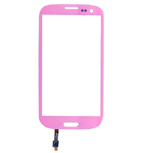 Jingxiguoji™ Novelty Touch Screen Glass Digitizer Replacement For Samsung Galaxy S3 I9300 (Pink)