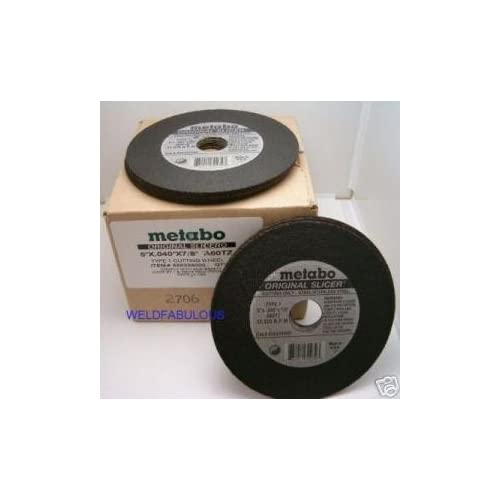 Want to Purchase Metabo Slicer Cut Off Wheel 5' X .040 Box Of 50