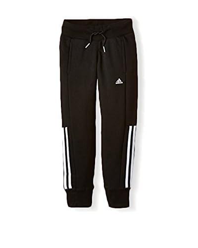 adidas Pantalón Deporte Hose Essentials Mid 3-Stripes Closed Hem