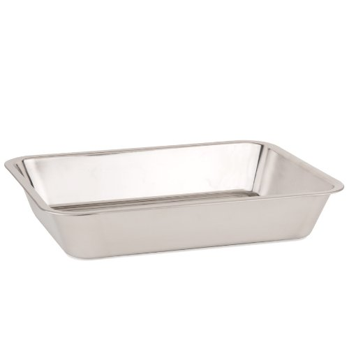 Stainless Steel Baking Pan / Roasting Pan - 16 3/8