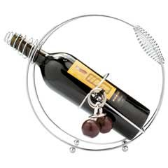Dont Break The Bottle Wine Caddy Metal Puzzle Gift for Adults (Wine Bottle Puzzle compare prices)
