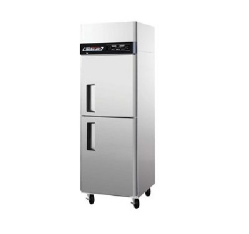 Turbo Air Jrf-19 Refrigerator Freezer Combo Dual Temp Stainless Steel Cooler front-602273