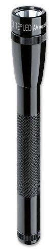 Maglite Flashlight Aluminum 2 Aa Black Case