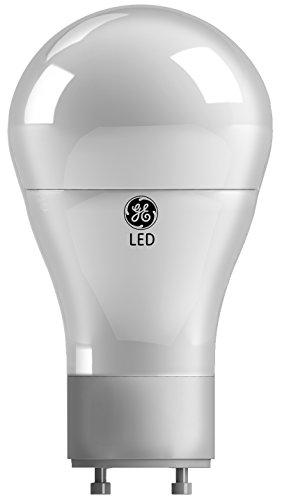 GE Lighting 92286 LED 11-watt (60-watt replacement), 800-Lumen A19 Light Bulb with Plug-In GU24 Base, Soft White, 1-Pack (Gu24 Bulb compare prices)