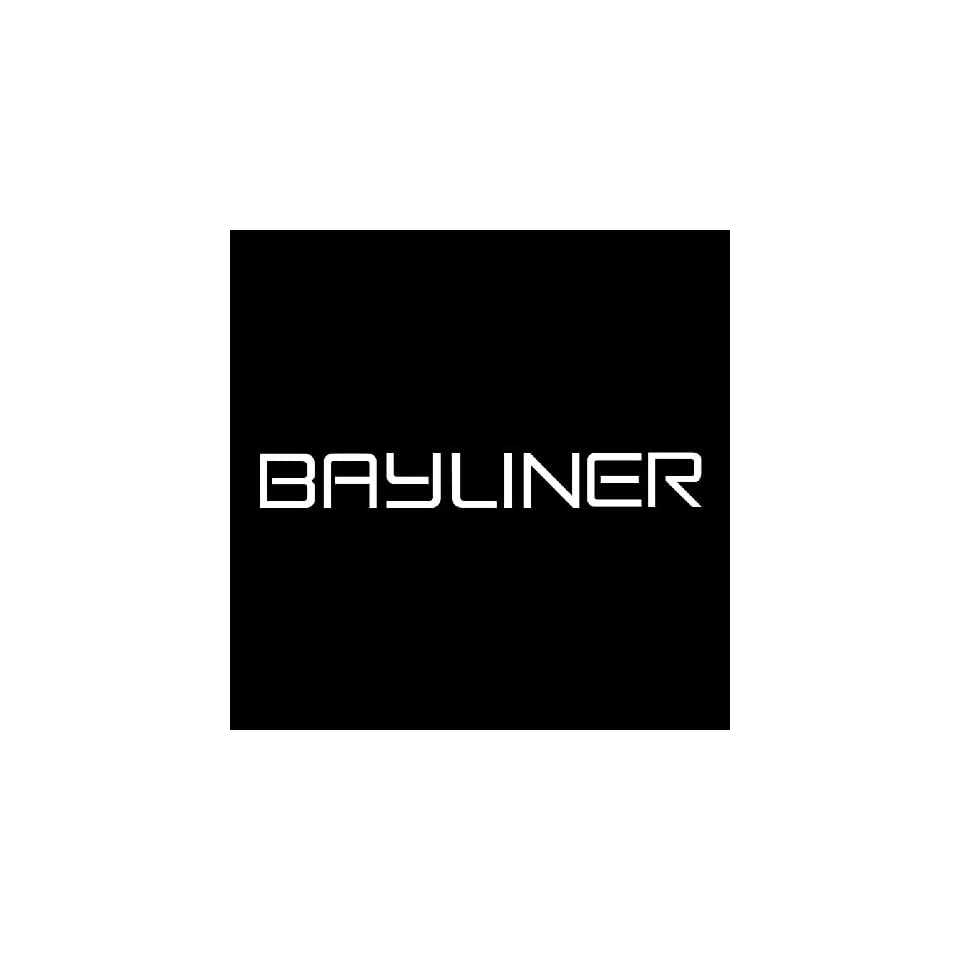 2) 24 Bayliner Boats Decal Sticker on PopScreen