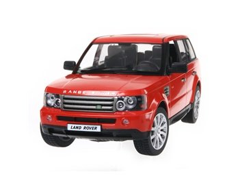 Best Light and RASTAR 28200 1 ? 14 minutes 6 Channel Remote Control Land Rover Range Rover RC Car Simulation Model (Red)