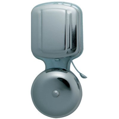 Heath Zenith Wired Door ChimeBell, Silver