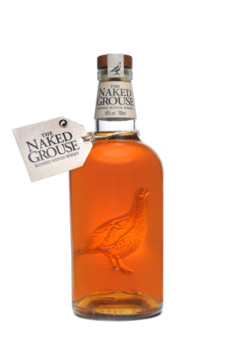 The Naked Grouse Blended Scotch Whisky 70cl