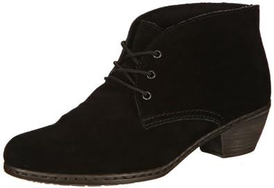 Rieker 51440, Damen Stiefel, Schwarz (schwarz 00), EU 41