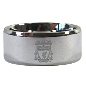 Liverpool FC Ring - Size S - Football Gifts from Official Football Merchandise