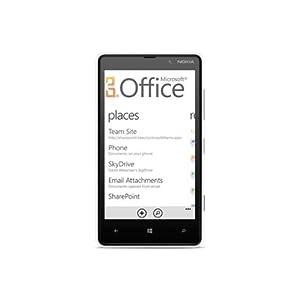 Nokia Lumia 820 - Smartphone libre (pantalla táctil de 4,3