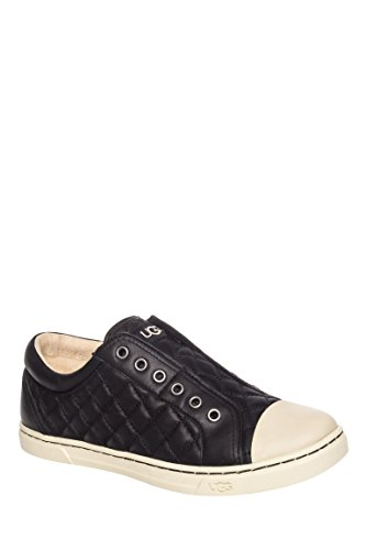 Jemma Quilted Slip On Sneaker
