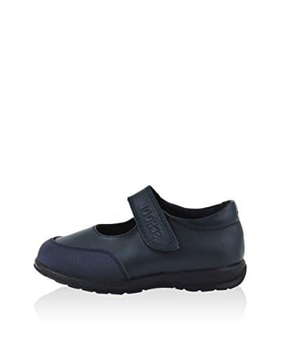 Chetto Zapatos colegiales Line School Azul