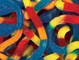 Giant Gummi Gummy Snakes Candy 1 Pound Bag