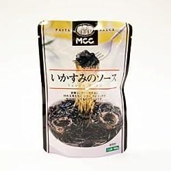 送料無料 MCC パスタソース いかすみのソース 10袋