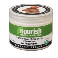 Nourish Shea Butter Raw Organic