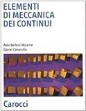img - for Elementi di meccanica dei continui book / textbook / text book