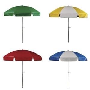 9' Oasis Deisgner Teak Umbrella - Crank  Tilt