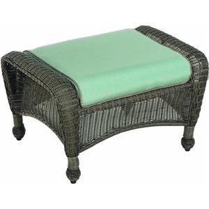 Glenwood Ottoman With Cushion front-40817