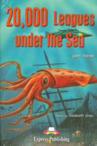 20000 leagues under the sea. Student's book-Activity book. Con CD Audio: 3