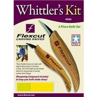 Flexcut Tool Whittlers Knife Set