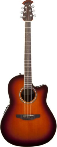 Ovation CS24-1 Acoustic-Electric Guitar - 2-Color Sunburst