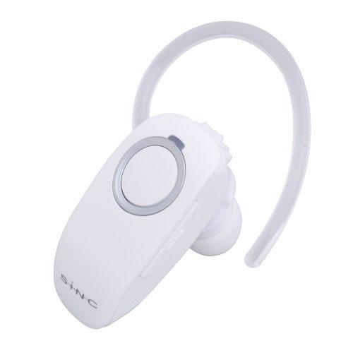 セイワ BluetoothハンズフリーM10UD WH/USB/DC充電 BT480