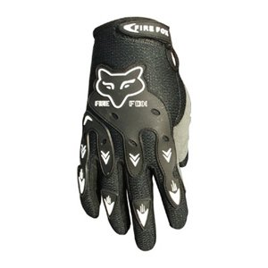 ATV Street Bike Motorcycle Gloves 07 Black from X4