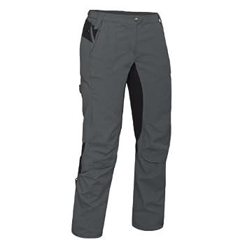 Salewa 00-0000022691 Pantalon d'escalade en coton pour femme Capsico Carbone/0900 48