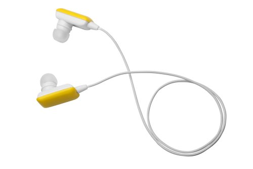 Glcon® Mini W Wireless Stereo Bluetooth 4.0 Headset Bt Headphones Earphone Earpiece Earbuds With Microphone Mic, A2Dp, Noise Cancellation, Music Streaming And Control, Great For Sports, Gym, Running, Exercises, For Apple Iphone 5/5S/5C, Iphone 4/4S, Ipad