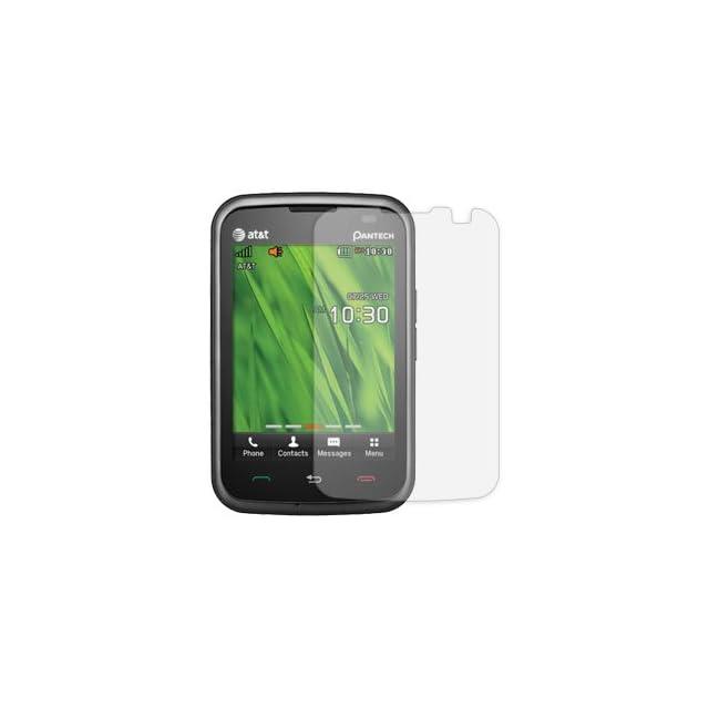 Pantech Renue P6030 Anti Glare Screen Protector