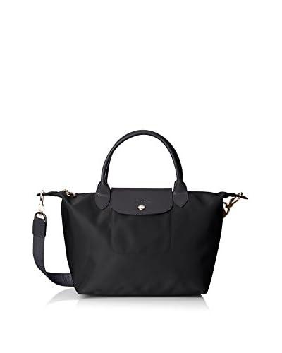 Longchamp Women's Le Pliage Neo Handbag, Black, One Size