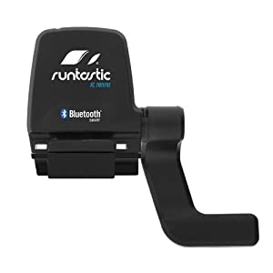 Runtastic Speed and Cadence Bike Sensor with Bluetooth Smart Technology by Runtastic