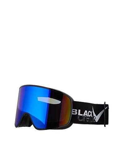 Black Crevice Máscara de Esquí Planai Negro / Blanco