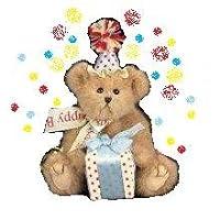 Bearington Beary Happy Birthday from Bearington